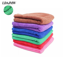 LDAJMW Hot High quality Special offer Home textile Microfiber Beauty Towel  Super Absorbent towel Dry towel 30X60CM