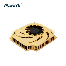 ALSEYE VGA Cooler Clearance Aluminum Heatsink Graphics Card Fan DC 12V 2pin 6000RPM Cooling Fan for FX1000 FX5600(China)