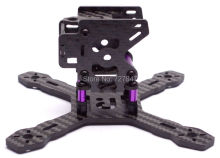 Mini RX 130 RX 150 RX130 130mm RX150 150mm REPTILE-RX130 / RX150 Carbon Fiber Frame 3mm Arm for QAV-R MMX 220 ZMR250 Martian