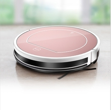 2017 New V7S PRO Robot vacuum Cleaner for Home Wet Dry Clean ,Self Charge(China)