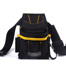 Multi Pocket Film Install Tools Pouch, Waterproof Belt Waist Bag Utility Gadget(China)