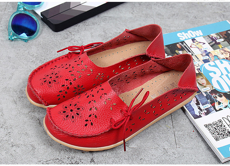 AH 911-2 (2) Women's Summer Loafers Shoes