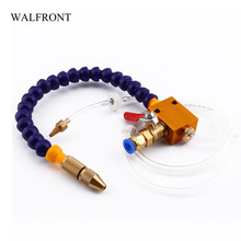 WALFRONT Mist Coolant Lubrication Spray System Engraving Machine CNC Lathe Cooling Tools Air Pipe Milling Drill Plastic Sprayer(China)