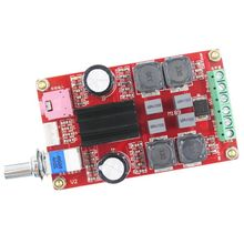 Buy TPA3116D2 2 * 50W high-end digital amplifier board DC24V TPA3116D2 dual-channel amplifier board for $9.21 in AliExpress store