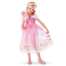 Summer Snow Queen Fancy Kids Dresses for Girls Party Sofia Princess Dress Clothes Child Prom Dresses Children's Weddings Gowns