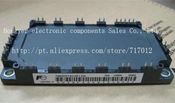 Free Shipping 7MBR75UB120 New  IGBT:75A1200V,Can directly buy or contact the seller<br><br>Aliexpress