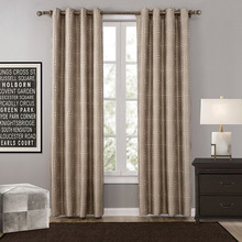 Thermal Insulated Blackout Panel Curtains for Living Room Bedroom Window Curtains for Kids Room