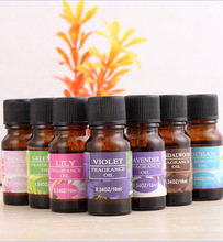 Plant Aromatherapy Essential Oil Used For Humidifier Special Water-soluble Flavor Oil Fresh Air Reduced Pressure(China)