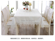 2015 new arrival fashion lace table runner for home decor tablecloths with flowers white table cover towel for wedding cabinet