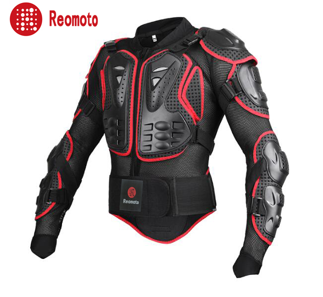 Discount Motorcycle Gear >> Professional Motorcycle Jacket Protector Motocross Racing Full Body