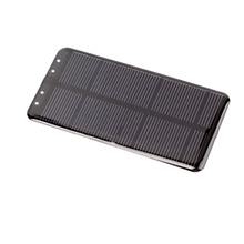 Mini DIY Solar Panel Sun Power Charger Module Solar Cell Cells Epoxy Charger Wholesale 110mmx55mm #70796