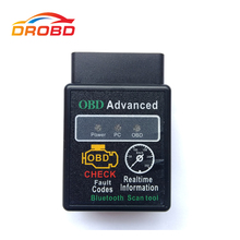 OBD2 Code Reader ELM327 V1.5 Mini Supports all AT command ELM327 V 1.5 Bluetooth 3.0 for Android Diagnostic-tool Code Reader(China)