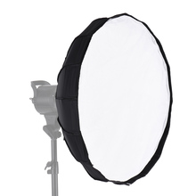 16-Pole 60cm Folding Collapsible Beauty Dish Softbox with Honeycomb Grid Bowens Mount for Studio Strobe Flash Light(China)