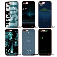 For iPhone X 4 4S 5 5S 5C SE 6 6S 7 8 Plus Samsung Galaxy J1 J3 J5 J7 A3 A5 2016 2017 Lost People TV play theme numbers Case(China)