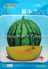 Original Package, 200pcs seeds, Small yellow flesh watermelon seed F1 hybrid generation water melon seeds