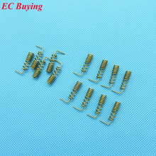 10 pcs All Copper GSM / GPRS Spring Antenna Bold Copper Spiral Coil Wound Antenna GSM Motherboard Welding(China)
