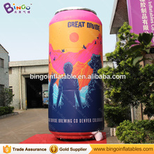 personalized 5m high inflatable Beverage cans replica balloon for advertising/events-inflatable toy(China)