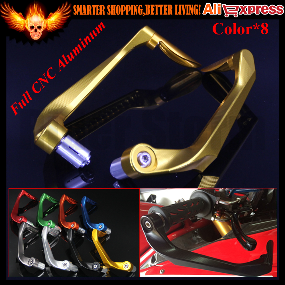 Universal 7/8 22mm Motorcycle Handlebar Brake Clutch Levers Protector Guard for kawasaki ZZR/ZX1400 GTR1400 VERSYS 1000 ZZR600<br><br>Aliexpress