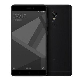 "Original Global Version Xiaomi Redmi Note 4 3GB 32GB Snapdragon 625 Cell Phone 5.5"" FHD 13.0MP Fingerprint ID MIUI 8.1 CE"
