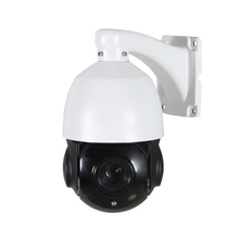 Xmas Cheapest Good Quality Mini PTZ IR IP Speed Dome Camera 20xZoom Indoor Outdoor Network Surveillence Dome Camera(China)