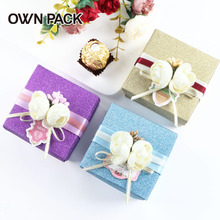 New Arrivals 10pcs/lot Clear Box/ candy boxes wedding gifts for guests wedding/ gift box/wedding favors and gifts