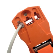 Network Stripper Wire Cutter Crimping Stripping Tools Cable Crimper Repair