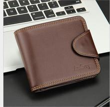 New men's purse fashion men wallets Students money clip A short wallet Manufacturer sales2(China)