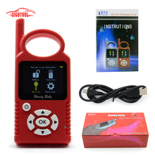 Original JMD HANDY BABY V8.2.1 English/Spanish CBAY Auto Key Programmer for 4D/ID46/ID48/G Chip Car Key Copy Clone Machine
