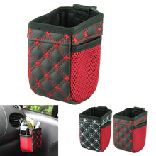Delicate Car Pocket Storage Organizer Bag of car air outlet mobile phone bag carriage bag Hot Selling TY754