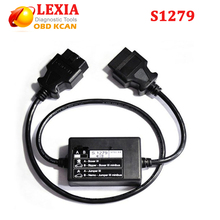 S.1279 S1279 Interface Module Professional for Lexia 3 PP2000 diagnostic tool  for Citroen for Peugeot hot selling