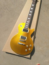 best selling lp guitar with gold top electric guitar LP guitar style Standard 1959  Top Electric guitar