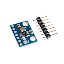 AD9833 Programmable Microprocessors Serial Interface Module Sine Square Wave DDS Signal Generator Module GY-9833(China)