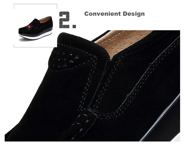 HX 3213 (6) Autumn Platforms Women Shoes