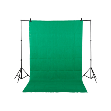Hot Sale 1.6*3M/5 x 10FT Photography Studio Non-woven Backdrop Background Screen 3 Colors Black White Green(optional)(China)