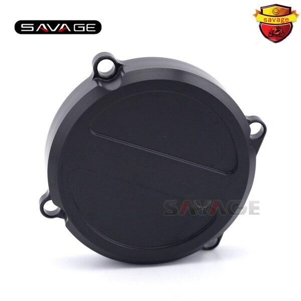 For YAMAHA XJR1300 98-10, XJR1200 94-97, XJR 1300/1200 Motorcycle Left Engine Stator Crank Case Cover BK<br>