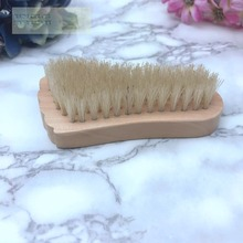 UNCLE BRUSH body brush -022 The sole of the foot even type Natural Bristle Wooden bath Brush  Bathroom products free shipping