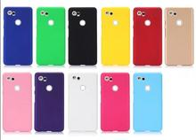 Phone Cases Ultra Slim Hard Rubberized Matte Cover Case For Google Pixel XL2 Cell phone Case new in stock + tracking(China)