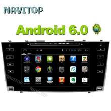 Navitop android 6.0 car dvd player gps for toyota camry Aurion 2006 2007 2008 2009 2010 2011 car radio headunit navigation