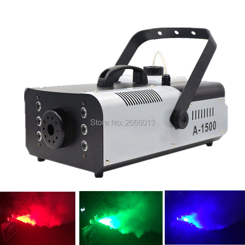 1500W LED SMOKE MACHINE FOGGER