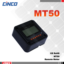 MT-50,Remote Meter For MPPT solar charge controller TracerBN TracerA LS-B VS-BN
