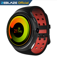 [Official] Zeblaze THOR 3G GPS Smartwatch Phone 1.4 inch Android 5.1 MTK6580 1.3GHz 1GB+16GB Smart Watch BT 4.0 Wearable Devices(China)