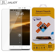 Retail Package Screen Protector For Xiaomi mi4 glass Tempered For Xiaomi mi5 mi4C Red mi3S glass Film 100% New High Quality