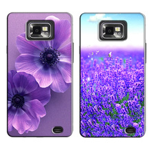 S2 gt i9100 S2 Plus i9105 Protector Print Case Cover for Samsung Galaxy S2 gt i9100 S2 Plus i9105 Custom Back Cover High Quality(China)