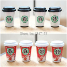 4PCS 1/6 Coffee Cup Model Miniature Drinks Doll Food Accessories Toy