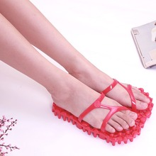 Foot Massage Slippers Health Shoe Sandal Massages Reflexology Feet Healthy Care Product Rest Massager Shoes(China)