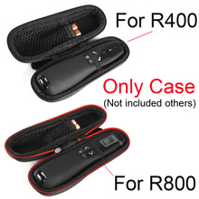 Carry Cover Bag Pouch Case Sleeve Portable Protective Box For Logitech R400 R800 2.4G Hz Mini wireless Laser Pointer Presenter(China)