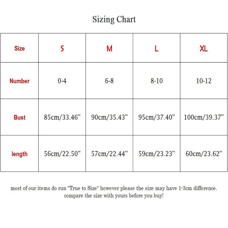 size chart 8