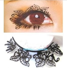 Tools paper cutting eyelashes false eyelashes vintage chinese style butterfly false eyelashes(China)