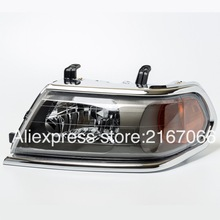 Headlight Left for Mitsubishi Montero / Pajero SPORT 2000 2001 2002 2003 2004 2005 2006 2007 2008 MMC Driver Side MR566771