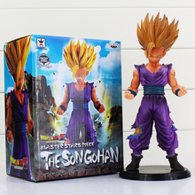 "New Dragon Ball Z Master Stars Piece MSP The Son Gohan PVC Action Figure Model Toy 9""23cm With BOX"